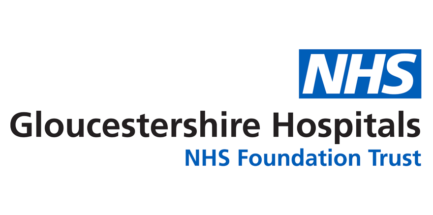 Three Counties Nursing Gloucestershire Hospitals Logo