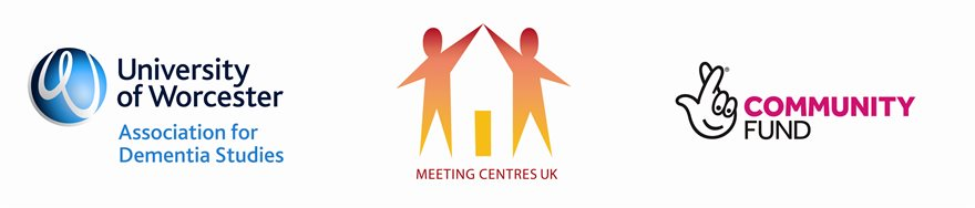 UK Meeting Centres Support Programme  logo strip
