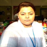 Integrated Working with Children & Families graduate Shabnam Iqbal