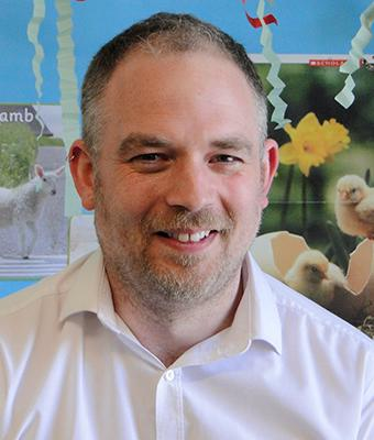 Primary Initial Teacher Education (with QTS) graduate Jamie Trumper