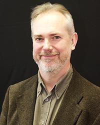 Dr David Arnold, Senior Lecturer in English Literature