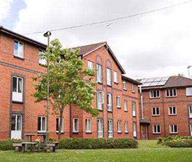 image of student accommodation