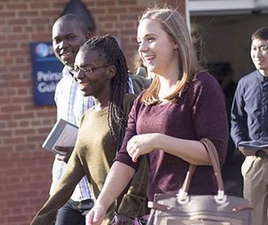 Chat to our students - University Of Worcester